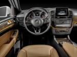 foto: Mercedes GLE Coupe 2015 salpicadero cuero beige volante [1280x768].jpg